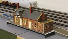 Hornby HO Scale Model Train Stations