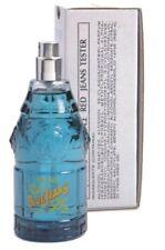 Versace Blue Jeans Men 2.5 oz 75 ml Eau De Toilette Spray New Tst Bottle