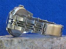 Steel spring stretch riveted links 18mm vintage watch bracelet NOS 1960s/70s