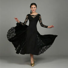 Black Dancewear Dresses for Women
