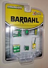 Greenlight Chase Green Machine Bardahl Shop Tool Accessories tool chest jack