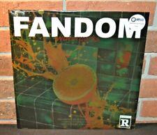 WATERPARKS - Fandom, Ltd 1st Press GREEN COLOR VINYL LP + DL & Lyric Sleeve New!