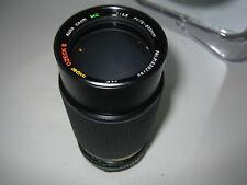 MINOLTA MD FIT 75-200 F4.5 SUPER OZECK II MC MACRO FILM/DIGITAL