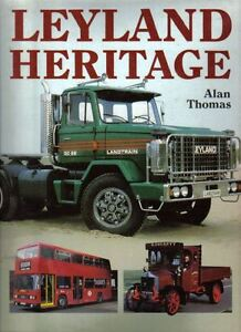 Leyland Heritage by Thomas  Van Truck Bus Military Specials Municipal Vehicles +