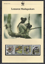 Madagaskar : WWF-Kapitel Lemuren