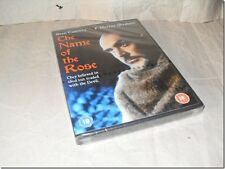 THE NAME OF THE ROSE - SEAN CONNERY dvd UK RELEASE NEW FACTORY SEALED