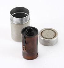 LEITZ CASSETTE FILCA FOR LEICA SCREWMOUNT, IN METAL CAN/211445