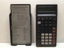 Vintage Texas Instruments TI BA II Plus Business Analyst Financial Calculator B7