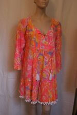 Lilly Pulitzer Amisa Tunic Dress Sun Splashed Womens Size XL ~ NWT