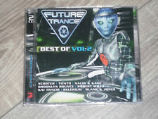 FUTURE TRANCE BEST OF VOL 2    2-CD's SEHR GUTER ZUSTAND