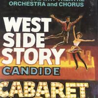 The Broadway Theatre Orchestra and Chorus West Side Story Cabaret Cassette