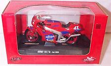 DERBI 125/AC Nº 41 Course De Vélo Modèle 12628 Guiloy 1-18 scale NEW IN BOX