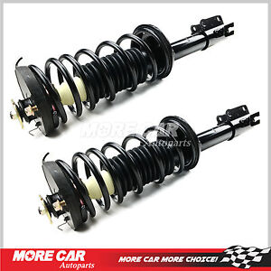 91-96 Ford Escort 2 Front Quick Complete Struts /& Coil Spring Assembly Pair