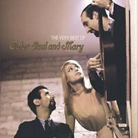 Peter, Paul and Mary - The Very Best of Peter, Paul and Mary CD NEW