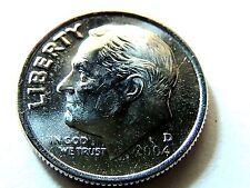 2004-D Roosevelt Proof Dime