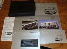Original 1998 Mercedes Benz Light Truck ML320 Owners Operators Manual + Case 98