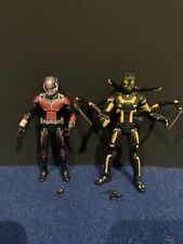 Hasbro Marvel Legends Series The First Ten 10 Years Ant Man and Yellowjacket