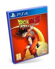 Dragon Ball Z Kakarot PS4 Pal España Nuevo Precintado castellano envio gratis