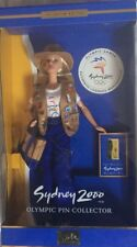 Barbie Collectable Sydney 2000 Olympic Pin Collector Item 256644