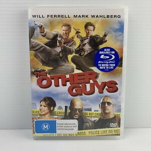 The Other Guys DVD ~ R4 ~ Will Ferrell, Mark Wahlberg