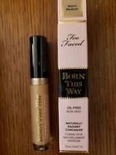 Too Faced Born This Way Naturally Radiant Concealer 0.23oz NIB **Warm Medium**
