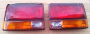 TOYOTA COROLLA AE80 SEDAN 1983 1985 TAIL REAR LIGHTS LEFT RIGHT Aftermarket