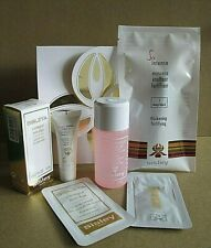 SISLEY 5 PIECE SAMPLE SET SISLEYA ANTI-AGE TONING LOTION MASCARA 2.B LINEN NIB