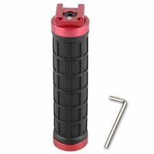 CAMVATE Handle Grip Hand-hold Cold Shoe Mount Kit fr DSLR Camera LED Flash Light
