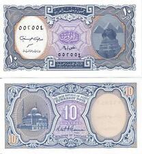 A   SAISIR     BILLET   10  PIASTRES   EGYPTE     NEUF   2005      !!!!    UNC .