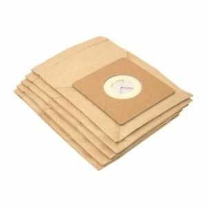 5 x Vacuum Cleaner Hoover Dust Paper Bags For Tesco VC206 VC207 VC230