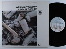 WES MONTGOMERY A Day In The Life A&M LP VG++ gatefold ~