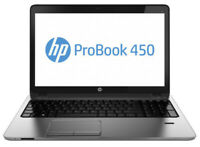 "HP-ProBook.450 G1, 15.6""  Intel Core i5, 8GB RAM, 750GB HDD, HDMI, USB 3.0"