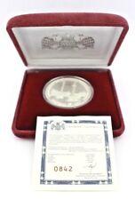 MEDAILLE Silber 999 BALLERINA Stuttgart 1995 1 Oz RUSSIA PP im Etui Russland