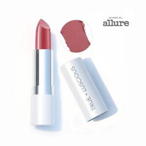 True + Luscious Super Moisture Lipstick in Vintage Rose FULL SIZE - NEW - VEGAN