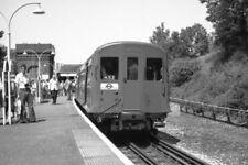 PHOTO  CHESHAM RAILWAY STATION BUCKINGHAMSHIRE 1977