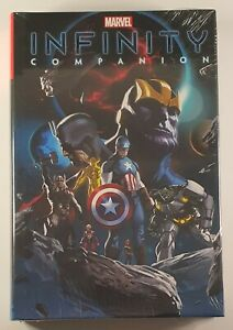 Marvel Infinity Companion Book - New and Sealed