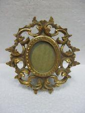 Petit cadre photo de style Louis XV