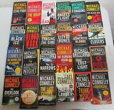 Lot 24 Michael Connelly Paperbacks HARRY BOSCH