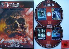 HORROR VOL. 4 BOX _ 2 DVDs _ STINGER _ RETURN OF THE LIVING DEAD _ TERROR TRAIN