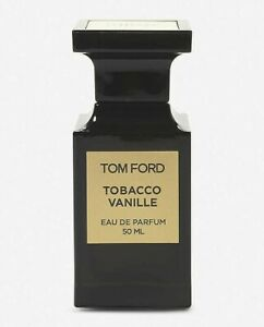 Tom Ford TOBACCO VANILLE 100% authentic perfume Unisex Scents Free ship