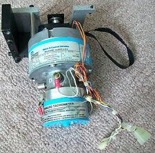 PACIFIC SCIENTIFIC MOTOR 33VM62-028-4 + ANALOG TACHOMETER + LUCAS LEDEX ENCODER