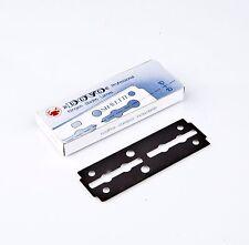 DOVO Shavette 10 Rasierklingen lang Dovo razor blades extra long replaceable