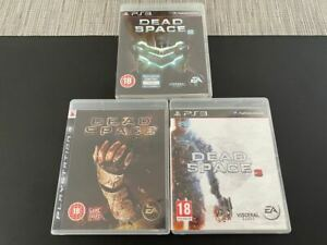 Dead Space Trilogy Dead Space 1 2 & 3 Horror - PlayStation PS3