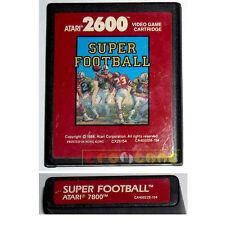 SUPER FOOTBALL Atari Vcs 2600 »»»»» SOLO CARTUCCIA