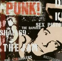PUNK various artists (CD, album, compilation, 20 tracks) very good condition,