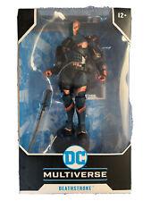 MIP 2020 McFARLANE TOYS DC MULTIVERSE BATMAN ARKHAM ASYLUM DEATHSTROKE