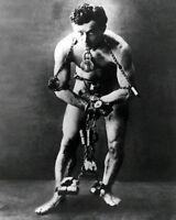 American Magician HARRY HOUDINI 8x10 Photo Stunt Performer Actor Print