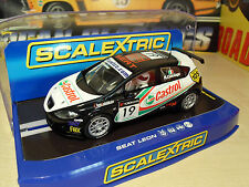 Scalextric C2912 Seat Leon - Brand New in Box