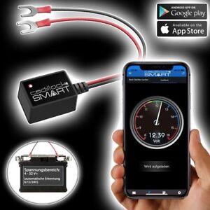 App Überwachung 6V 12V 24V Batterie Wächter Cadillock Smart Boot Jacht Motorboot