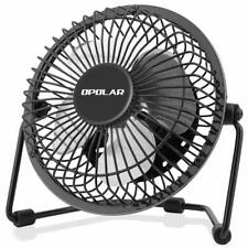 OPOLAR USB Desk Table Fan, Small&Quiet,Energy Saving,Personal Cooling USB Fan